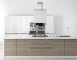 kitchen 02 am137 3D model