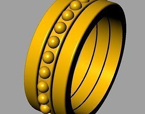 3D printable model DOT Ring