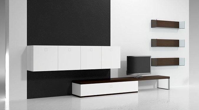 furniture 33 am144 3d model obj mtl 1