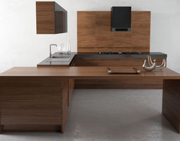 3d model kitchen 08 am137