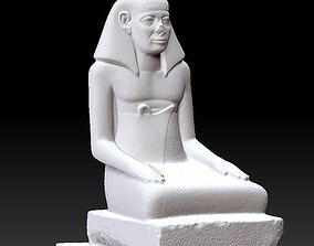 gebu statue 3D print model