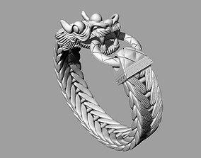 3D printable model Chinese Dragon Ring