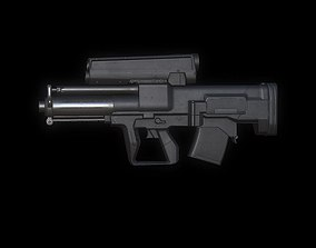 game-ready XM25 Model