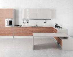 kitchen 19 am137 3D model