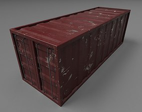 Shipping container 3D trading
