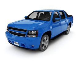 3D model car 19 am132
