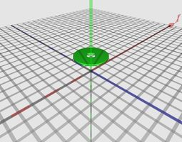 TriWheel OmniWheel 3D Model