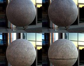 Concrete Textures - PBR Seamless 4K 3D model