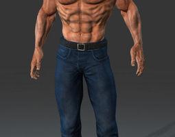 3D improved putin