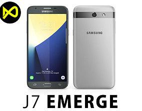 Samsung Galaxy J7 Emerge 3D model