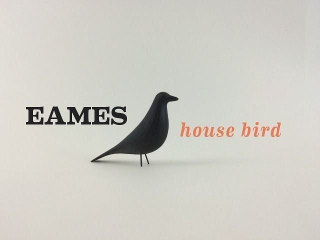 eames house bird free 3d model 3d printable stl. Black Bedroom Furniture Sets. Home Design Ideas