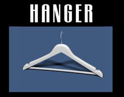 3D Clothes hanger cloths