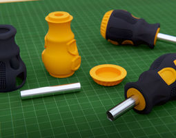Mini Screwdriver 3D printable model