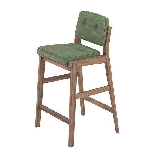 Capo Bar Stool Neri And Hu 3D Model