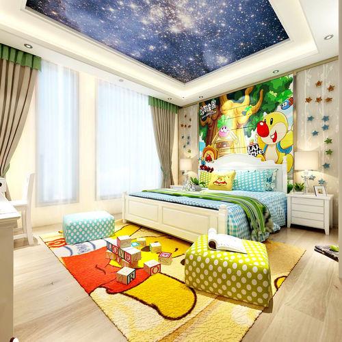 3D Deluxe master bedroom design 204 | CGTrader on New Model Bedroom Design  id=14510