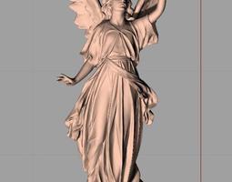 Western Sculpture Model Greek mythology Athena goddess