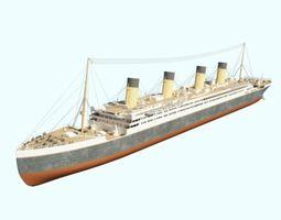 titanic 1912 3D