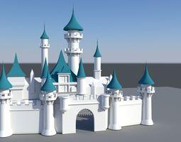 Castle amazingcastle 3D model