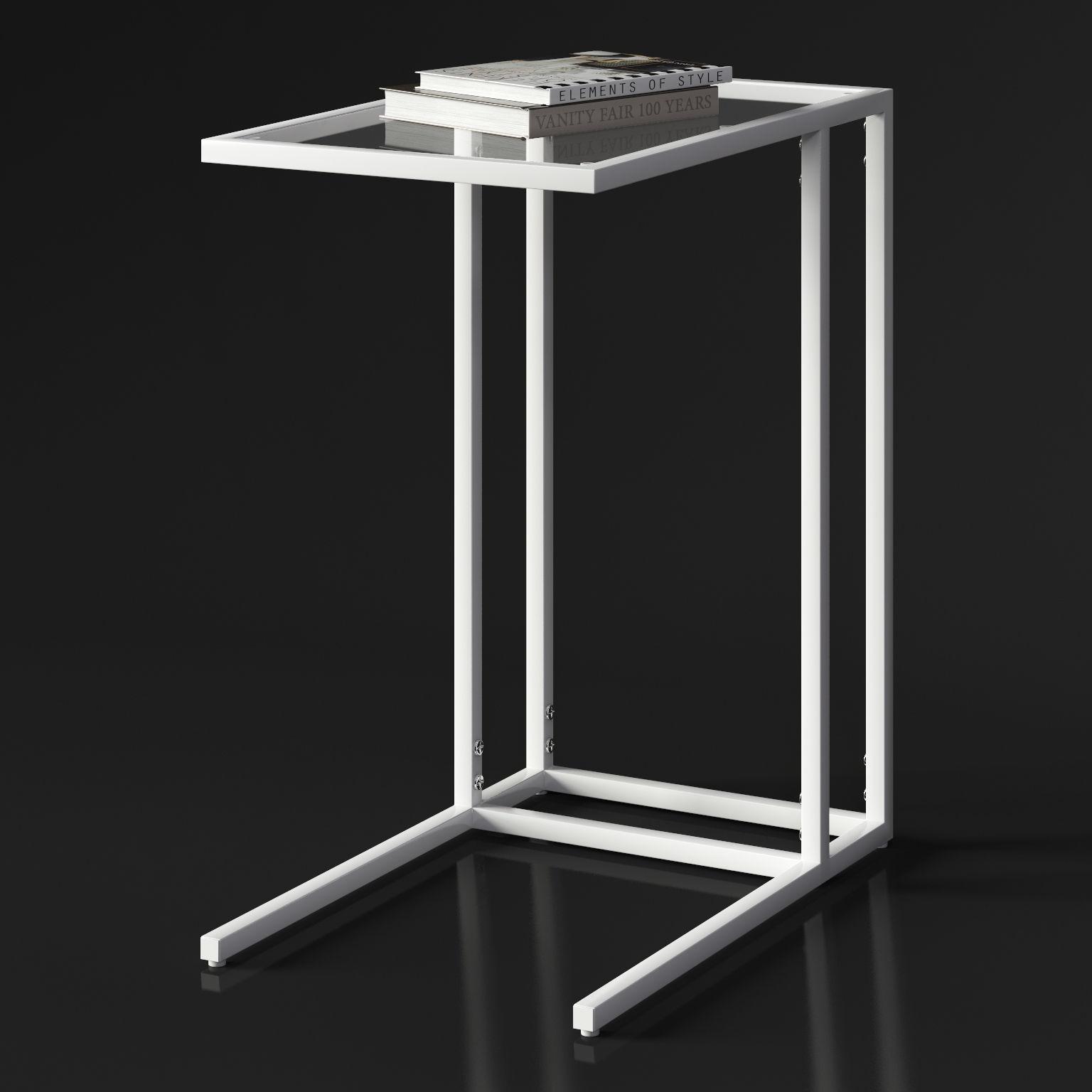 Ikea Vittsjo Laptop Stand 3d Model Cgtrader # Meuble Ikea Vittsjo