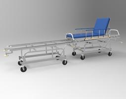 Transfer Trolley 3D