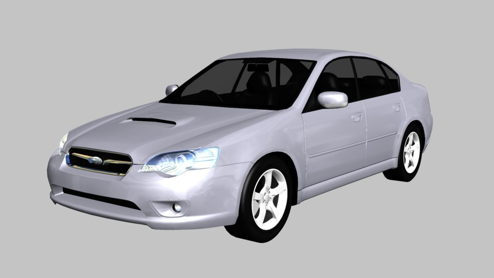 Subaru  GameModels Community