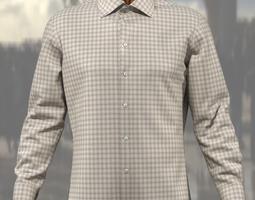 Man shirt 3D Model