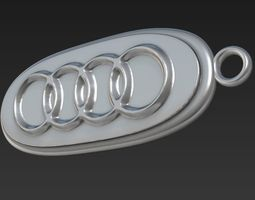 Keyring - Keychain 3D Print Model