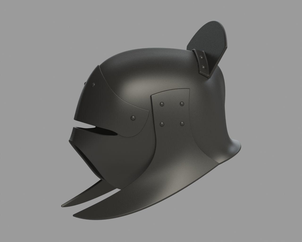 Uruk Hai Helmet