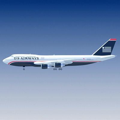 Boeing US Airways V2