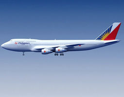 3D Air Philippine Airlines
