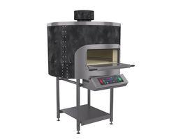 pizza oven morello forni evento frv100 3D model