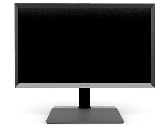 monitor samsung s27 850d 3d model 3d model max 3ds fbx mat 1