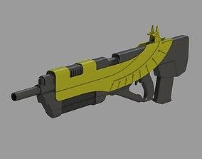 Destiny 2 Vigilance Wing 3D printable model
