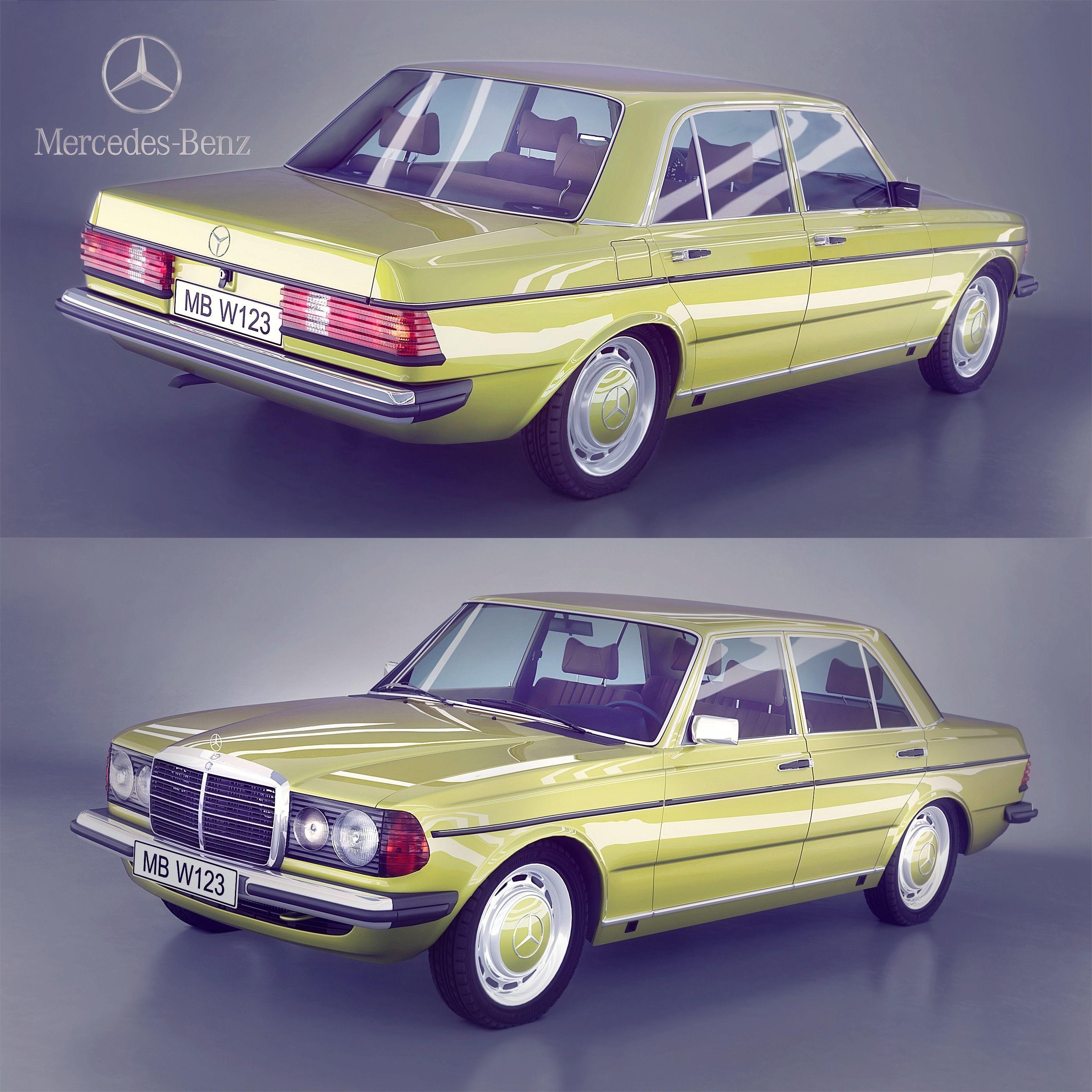 Mercedes-Benz E-Class (W123) - Classic Car Review   Honest ...   Benz W123