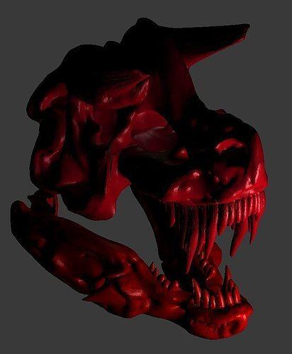 T-Rex Hell Hound remix