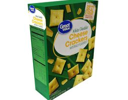 3D asset Great Value White Cheddar Cheese Baked Snack