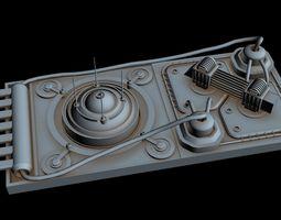 3D Starship part 36