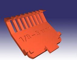 cover shaver blade  3d print model