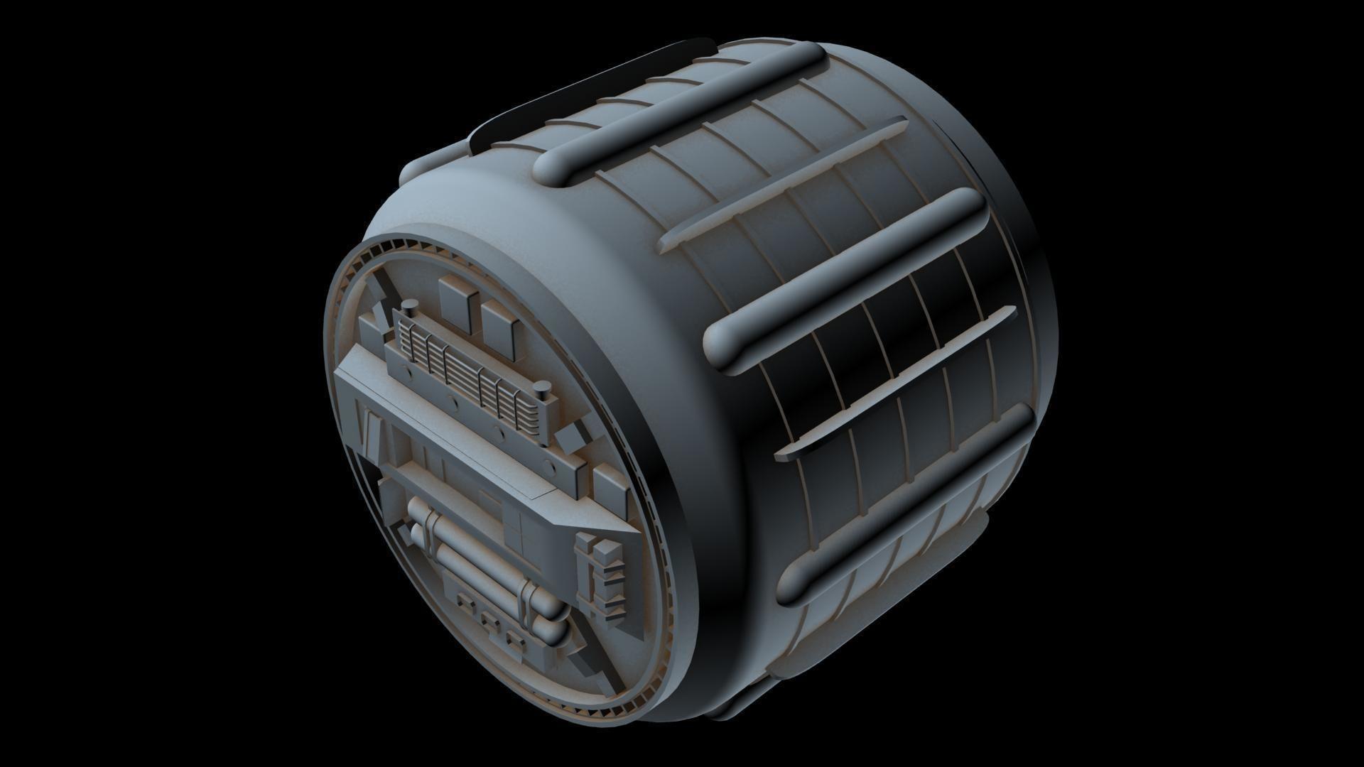 Starship part 49