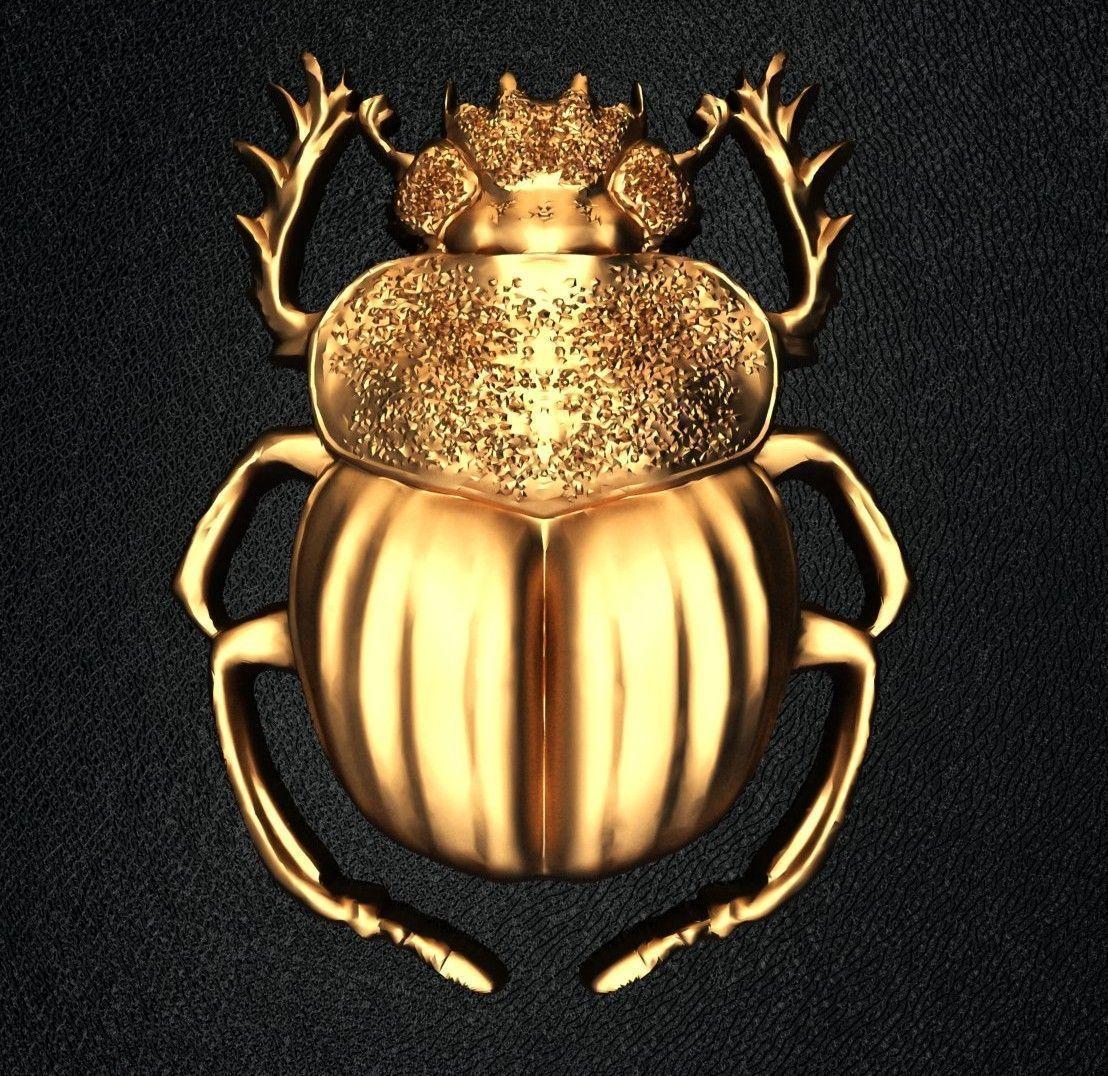 Beetle scarab