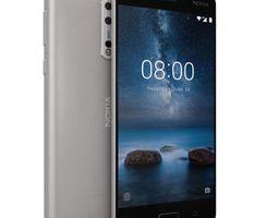3D model Nokia 8 Steel