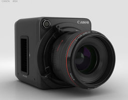 3D model photo Canon ME20F-SH