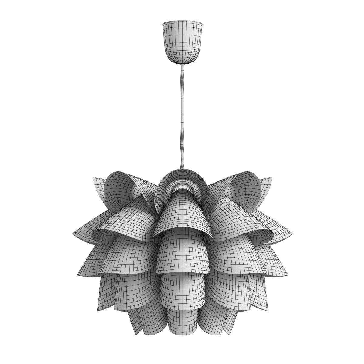 3d ikea knappa pendant lamp cgtrader ikea knappa pendant lamp 3d model max 2 mozeypictures Image collections