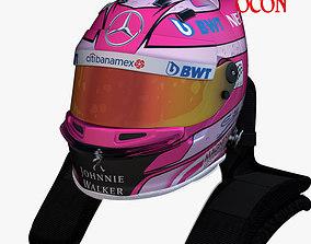3D asset Occon helmet 2017