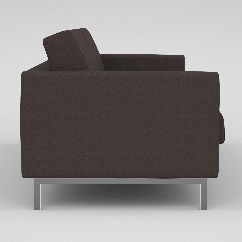 Brown Sofa 3D furniture