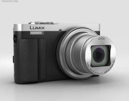 Panasonic Lumix DMC-TZ70 Silver 3D