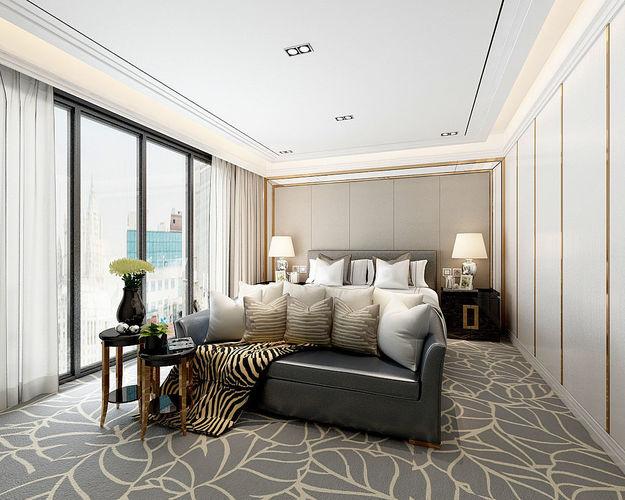 Stylish master bedrooms