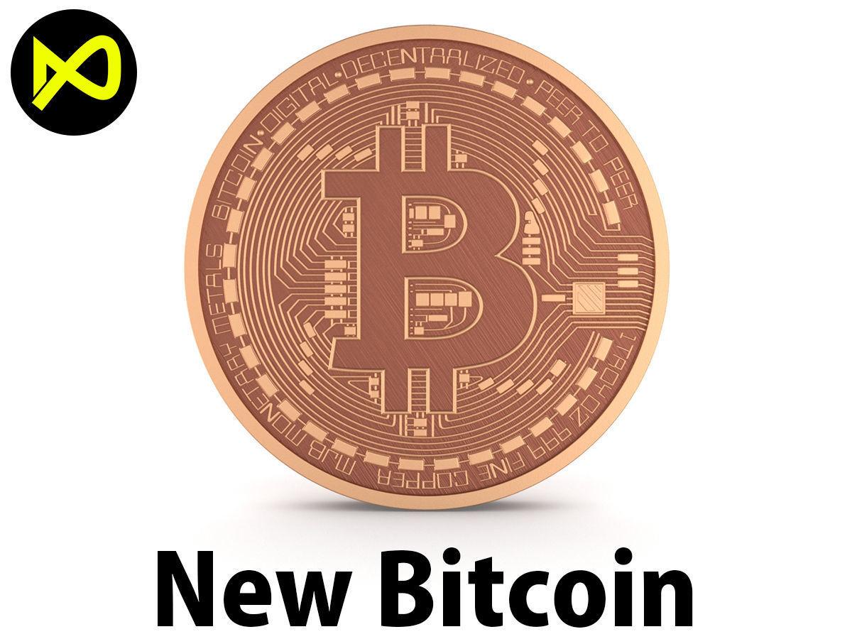 New Bitcoin 2018