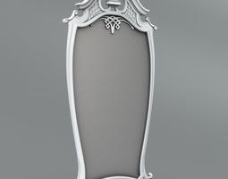 Frame for mirror 8 3D model