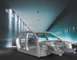 Automotive Car Body - Body in White - BiW 3D print model